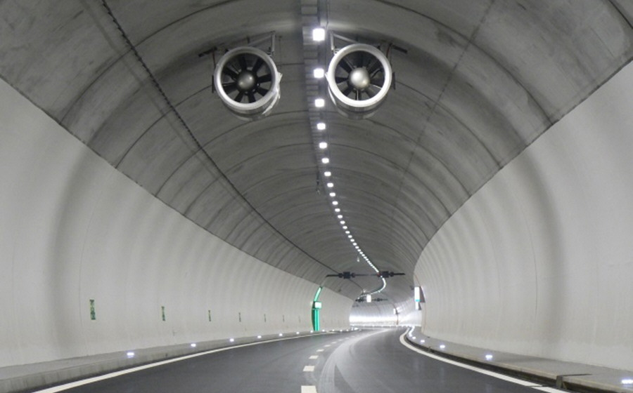EASYsa - Ventilation of tunnels