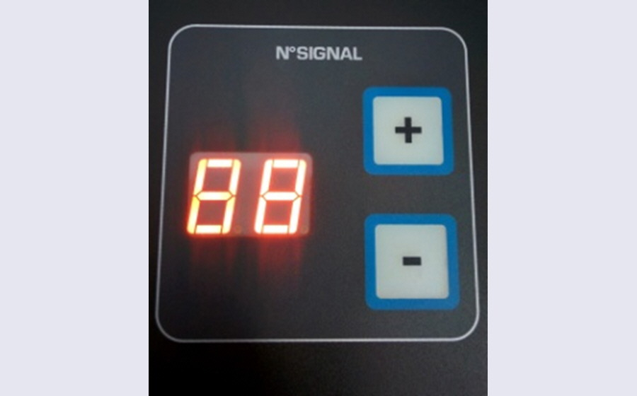 EASYsa - Displays for control panels